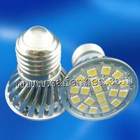 guaranteed 100% high quality aluminum e27 smd led bulb lamp dimmable