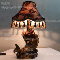 new arrival Mermaid table lamp small decoration lamp lighting lamps  free shipping