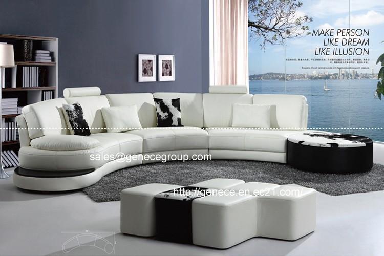 Half Round Sectional Sofa MEMEs