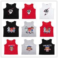 Trukfit Tank Top Casual Cotton Streetwear Cool Men Singlet Fashion Summer Vest Hot Sale Upper Apparel Wholesale