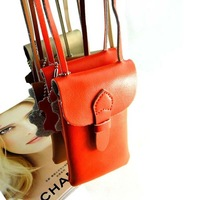 2014 New Sale Freeshipping Mini(<20cm) Cell Phone Pocket No Women Soft Free Shipping!2013 Mobile Phone Mini Small Bag Coin Purse