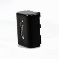 Digital video camera lithium battery np-fv5 , domestic camera hdv-666