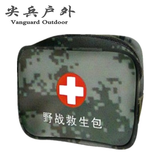 Fadac field outdoor first aid bag box portable car home emergency survival supplies kits bag(China (Mainland))