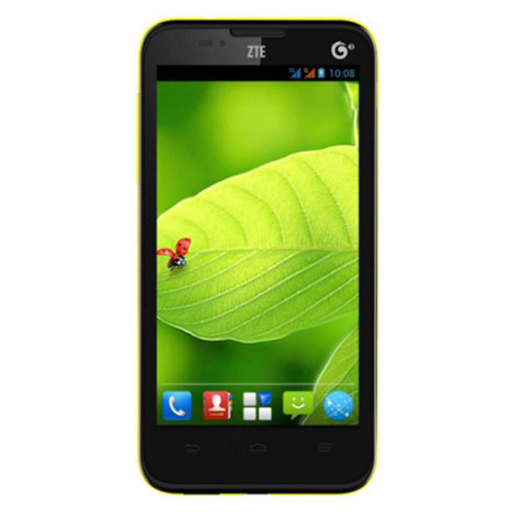 100% Original ZTE Brand ZTE U819 Quad-core 4.5inch IPS Screen 1.2g 3g with GPS Smart Phone Dual SIM Cards(China (Mainland))