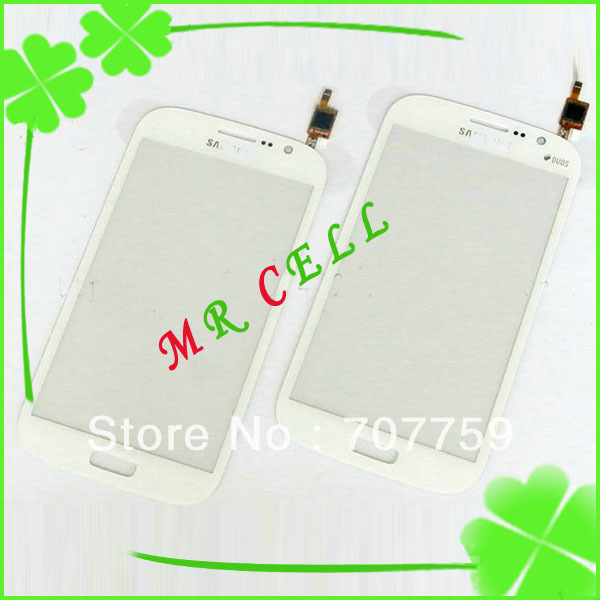Free shipping!! Original new Touch Screen digitizer For Samsung Galaxy Grand DUOS I9082 White COLOR 3pcs/ lot(China (Mainland))