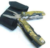 Camping outdoor tools plier multifunctional pliers Small Camouflage  Multi-Tool + Micra Multi-Tool w/ Stainless Steel Construc