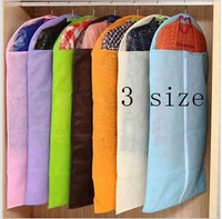 Dress Clothes Garment Suit Cover Bag Dustproof Jacket Skirt Storage Protector