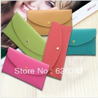 2013 Ms. special offer free shipping new designer works pu wallet, bags