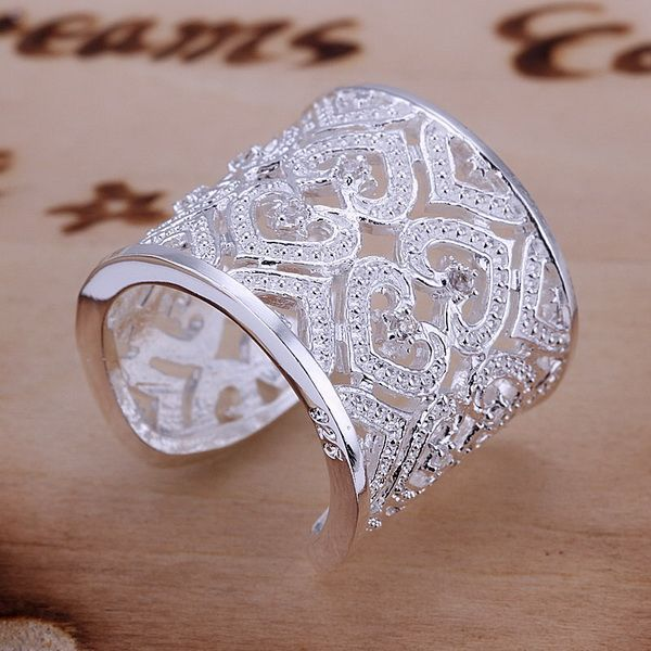 R106-0/Promotion,free shipping,high quality silver ring jewelry,fashion Silver jewelry ring,wholesale fashion jewelry(China (Mainland))
