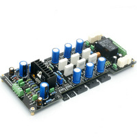 Free shipping LME49830 + K1530/J201 installed 300W mono amplifier board