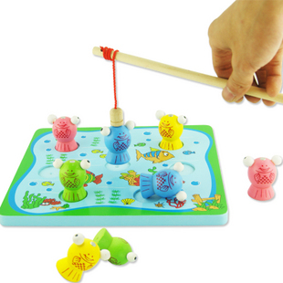 Three-dimensional frog fishing toy parent-child toys(China (Mainland))