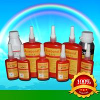 Anaerobic adhesive 243 screws glue screw locking agent rubber thread locking plastic sealant fastening plastic