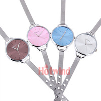 2013 Brand New Round Dial Plaid Patterned Steel Wristband Womage Watch for Female Designer Gift 20pcs/Lot  Free Shipping