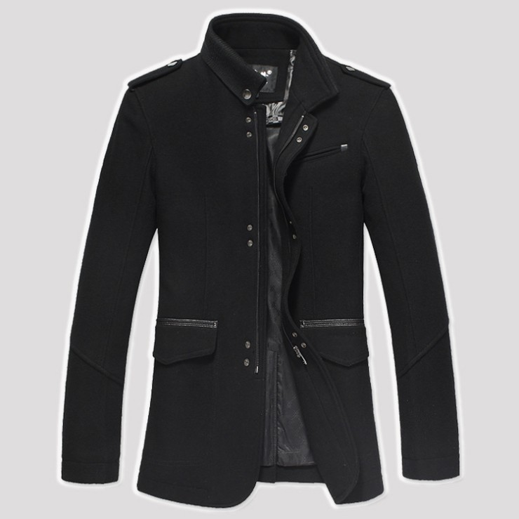 TOP Quality Jackets For Men Overcoat Autumn And Winter Jacket ...