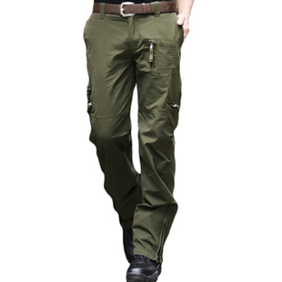 Military Men pants military Camouflage pants fourposter 101 trousers male camouflage(China (Mainland))