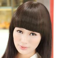 Wig bangs wig fringe hair piece wig with bangs maiqi fringe hair piece
