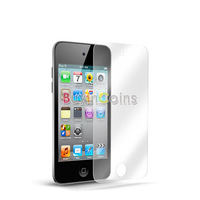 2X Clear LCD Screen Protector Cover Shield for iPod Touch 4 4G 4th Gen  [21055|01|02]