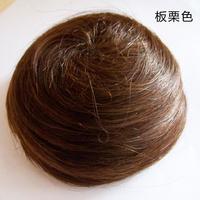 Girls hair bud wifing balls