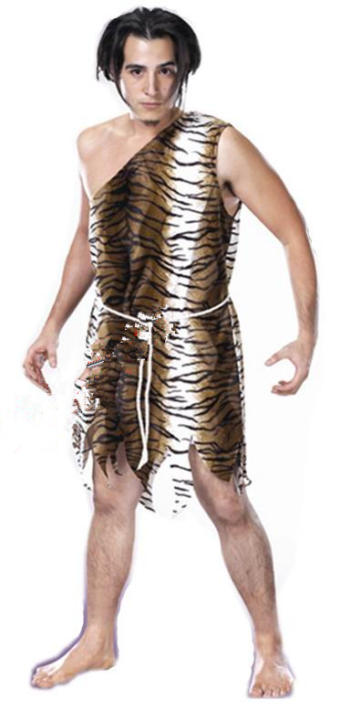 Halloween clothes props clothes female male tiger leopard print clothes(China (Mainland))