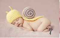 2013 New Arrival/Free Shipping/Newborn/Kids Baby Knitted Hat,Romper,Crochet Diaper Covers, Photography Props