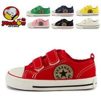 Expert skills children shoes low male child canvas shoes slip-resistant cloth shoes children girls breathable shoes