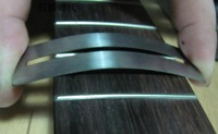 Fingerboard Guards for fret polish guitar DIY tool