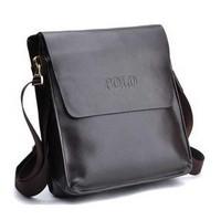 free shippingnew arrival hot sale fashion men bags, men genuine leather messenger bag, high quality man business bag MB03