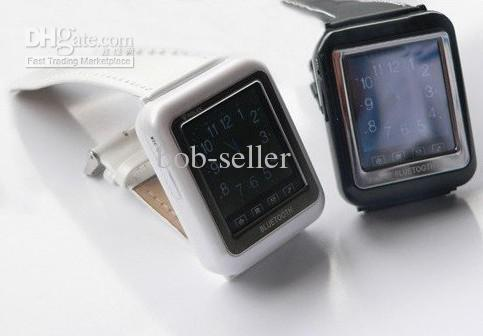 10pcs/lot AK08 AOKE 08 Watch Phone with Bluetooth,MP3/MP4,Multi language,wrist watch cellphone(China (Mainland))