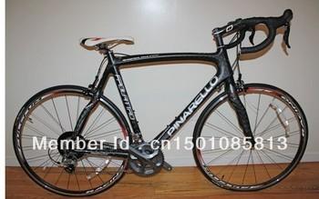 PINARELLO FP QUATTRO ULTEGRA CARBON FIBER 56cm ROAD BIKE BICYCLE 2012 NEW