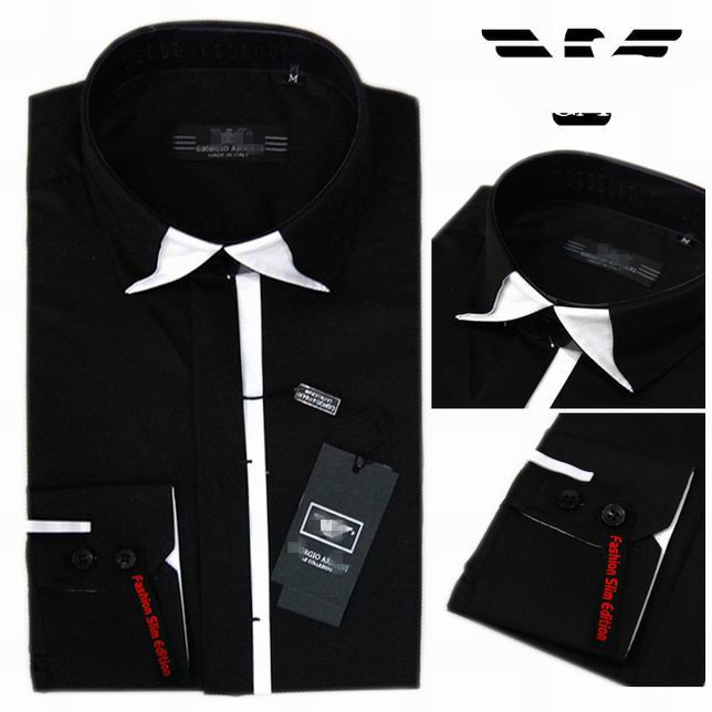 Free shipping 2013 the newest casual dress shirts for men men's luxury brand clothes fashionable long sleeve shirts cotton(China (Mainland))