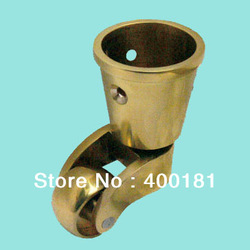 Furniture brass caster 60033(China (Mainland))