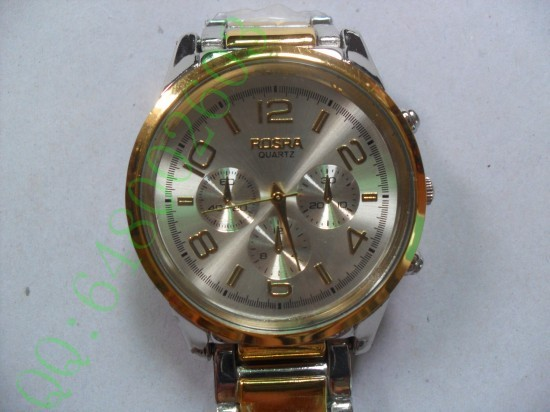Men's casual watch steel watch quartz watch , electronic watch 089 . e ,(China (Mainland))