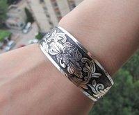 10pcs New style of Tibet Tibetan silver bracelet Tortoise