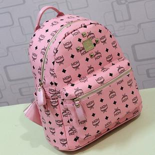 M backpack rivet backpack women's handbag summer bag travel bag casual bag