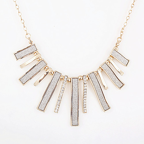(the minimum order is $10) Fashion vintage x142 original design fashion skirt necklace short design female chain(China (Mainland))
