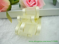1-1/2'' 38mm Luxury Satin Edge Organza Ribbon for Gift Pack, Wedding Decoration etc,Free Shipping