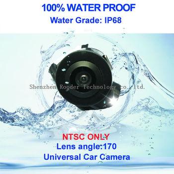 Waterproof car security camera Mini reverse cameras Optional wireless function for cars RU1830