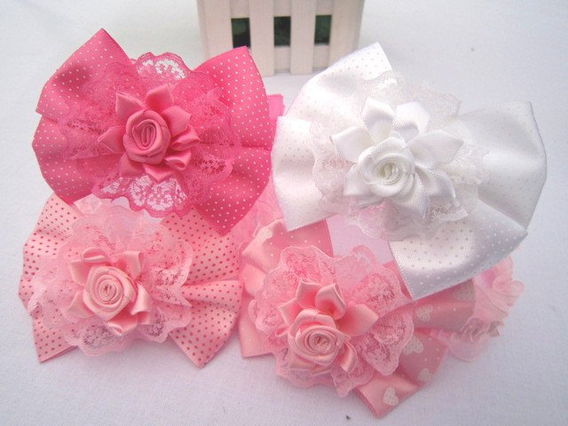 kids. baby infant babies.baby. Bow headbands. hairbands.Hair ribbon band.Hair wear.Hair Accessories.Creative cute Antique lovely(China (Mainland))