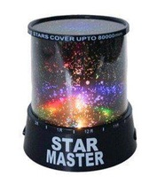 Free shipping new novelty items new amazing LED star master light star projector led night light A00
