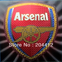 Arsenal FC Soccer Big Decal Car Window Laser Sticker #41