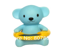 Free shippiing Baby Gift Cute Bear Bath Tub Baby Infant Thermometer Water Temperature Tester