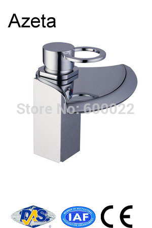 New Design Single Handle Basin Faucet NO:AT333(China (Mainland))