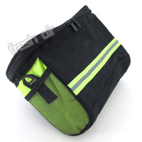 Waterproof BIKE Bicycle Cycling Handlebar Frame Front Bag Pouch pannier holder[03020161]
