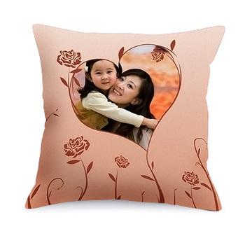 Diy pillow 40 times . single face : 40 flower