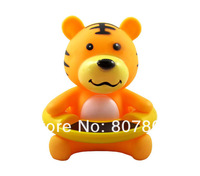 Tiger Design Novelty Items Retail Baby Bath Thermometer Cartoon Swimming Circle Waterproof Thermometer