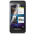 Clear Screen Protector For Blackberry Z10,Free shipping