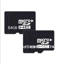 Wholesale - Samples of plastic card 500 pieces a group of Micro SD Cards 8GB 16GB 32GB 64GB TF Memory Cards and the package DHL(China (Mainland))