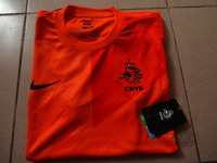 Player version Netherlands Holland 12-14   home soccer Jersey shirt ,top thailand quality  free shipping  S,M,L,XL