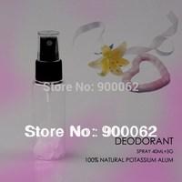 FREE SHIPPING 40ML Alum spray deodorant, Crystal alum stick deodorant