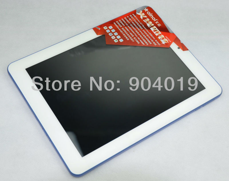 16GB 1.6GHz 9.7'' Ainol Novo 9 SPARK Quad Core A31 Retina Screen  2048 * 1536 Android 4.1 Tablet Wifi Blue